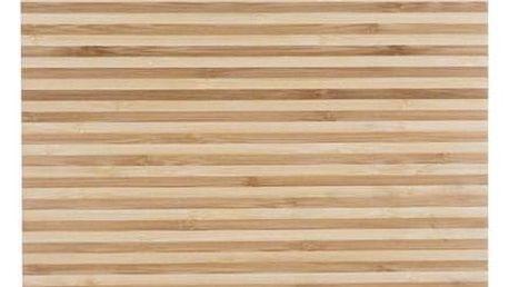 Banquet Prkénko krájecí dřevěné Brillante Bamboo 33 x 25 x 2 cm
