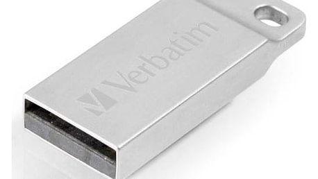 Verbatim Store 'n' Go Metal Executive 32GB stříbrný (98749)