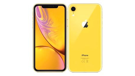 Apple iPhone XR 64 GB - yellow (MRY72CN/A)