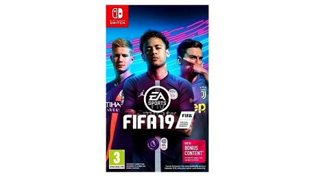 EA SWITCH FIFA 19 (NSS200)