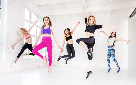 Formujte tělo: 3 lekce tance a cvičení