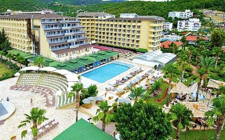 Turecko - Alanya letecky na 8-11 dnů, all inclusive