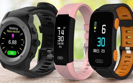 Chytré náramky a hodinky Cube1 nejen pro sportovce