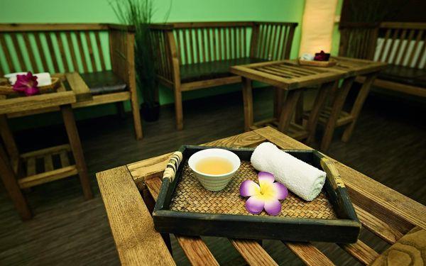 90 minut relaxace: thajská masáž a lázeň2