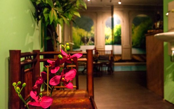 90 minut relaxace: thajská masáž a lázeň3