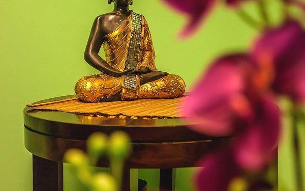 90 minut relaxace: thajská masáž a lázeň4