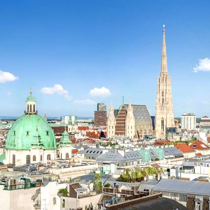 Skvělý pobyt ve Vídni & ubytování v designovém hotelu