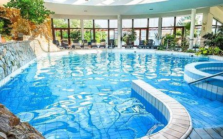 Dudince: podzimní pobyt v Hotelu Flóra s plnou penzí, wellness a procedurami