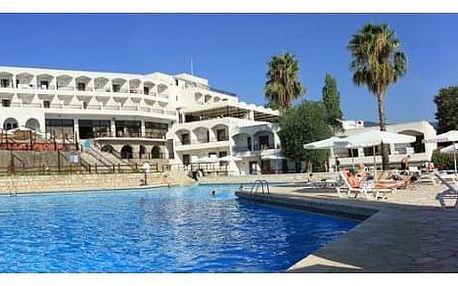 Řecko - Korfu letecky na 8-9 dnů, all inclusive