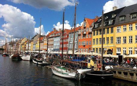 Designový hotel v krásné Kodani za TOP cenu
