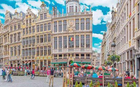 Zažijte Brusel - město bohaté na zážitky!