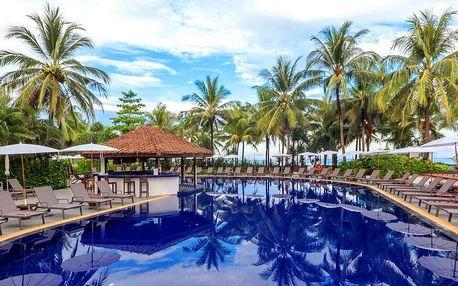 4* Kamala Beach Resort v Thajsku se snídaní