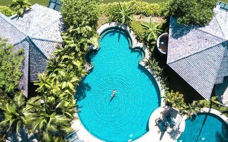4* Peace Laguna Resort v Thajsku se snídaní