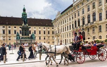 Lázně, víno & moderní hotel nedaleko Vídně