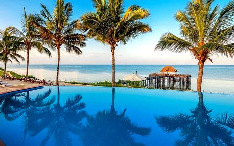 5* Sea Cliff Resort & Spa: all inclusive a lázně