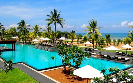 4* Centara Ceysands Resort & Spa s polopenzí