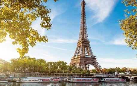Zážitkový pobyt v Paříži & plavba po Seině