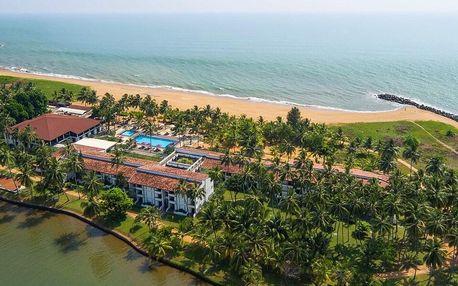 4* Avani Kalutara Resort na Srí Lance s polopenzí