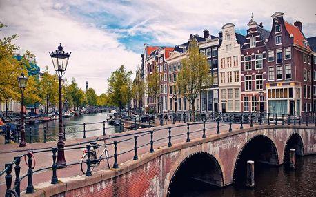 Objevte fantastický Amsterdam