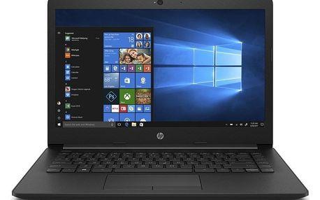 Notebook HP 14-dg0000nc černý (4XX03EA#BCM)