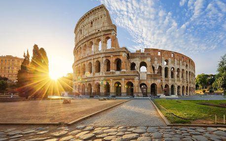 Ubytování v centru Říma, nádherné památky & vynikající italská kuchyně
