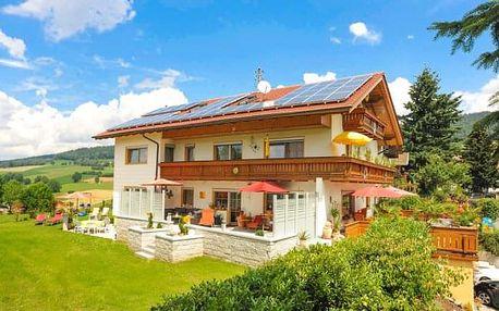 Bavorský les: Hotel Rösslwirt *** s lázněmi, polopenzí a českým personálem