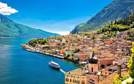 Prvotřídní wellness a relaxace nedaleko jezera Lago di Garda | 100% doporučení