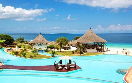 5* Royal Zanzibar Beach Resort s all inclusive