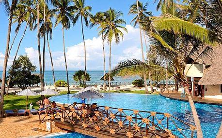 4* hotel Ocean Paradise: all inclusive a obří bazén