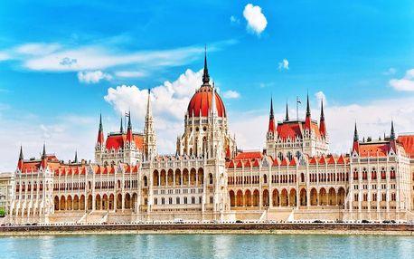 Pobyt v luxusním designovém hotelu v Budapešti