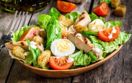 Kuchařka: Salátové variace - 50 nápaditých receptů na saláty