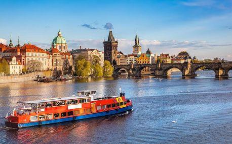 Pohádkový pobyt v Praze v nově zrekonstruovaném hotelu