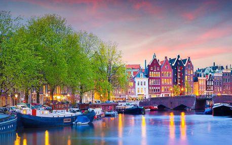 Amsterdam: zážitkový pobyt za akční cenu