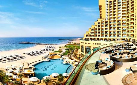 5* resort Fairmont Ajman s all inclusive