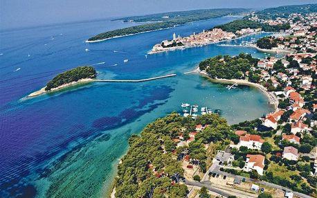 Chorvatsko - Rab na 8-11 dnů