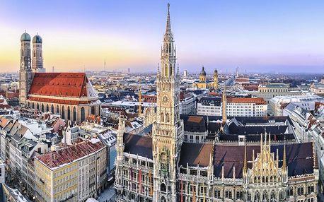 Víkend v Mnichově: bavorská metropole i odpočinek v přírodě