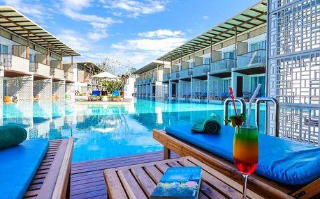 4* The Briza Beach Resort v Thajsku se snídaní