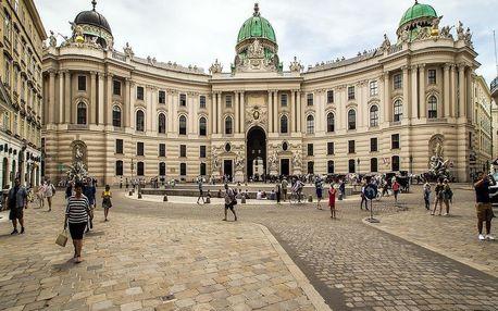 Vídeň: TOP poloha u zámku Belvedere a fantastická cena