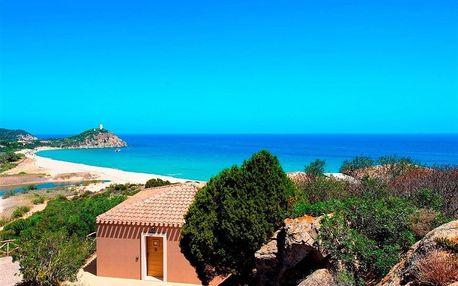 Itálie - Sardinie letecky na 4-11 dnů, polopenze