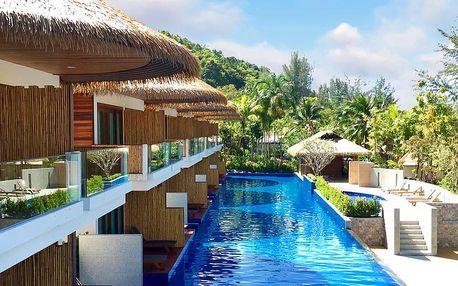 4* Tup Kaek Sunset Beach Resort se snídaní