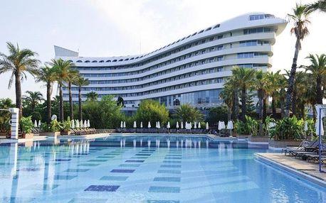 Turecko - Antalya letecky na 9 dnů, all inclusive
