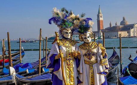 Karneval v italských Benátkách a ostrovy, Veneto