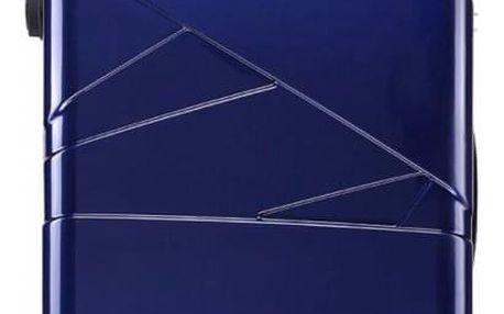 Cestovní kabinový námořnicky modrý kufr Paddy 1772L