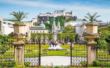 Romantický pobyt v Salzburgu v designovém hotelu - dlouhá platnost poukazu