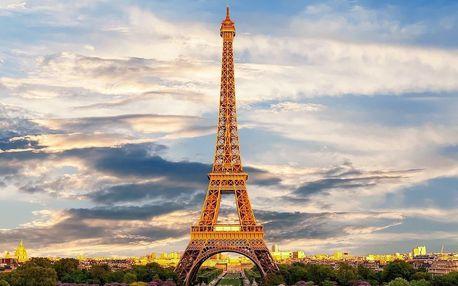 Paříž: nádherný víkend pro 2 plný romantiky