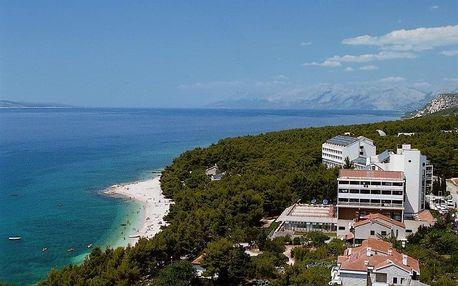 Chorvatsko - Makarska na 8 dnů, polopenze