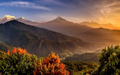 Poznávací zájezd: 12 nocí v Nepálu, český průvodce