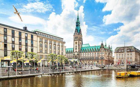 Hamburk – nezapomenutelný pobyt v nádherné přístavní metropoli