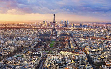 Romantický pobyt v útulném pařížském hotelu & HappyTime u klavíru