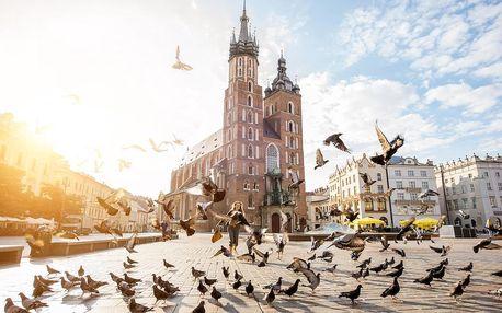 Krakov, město plné pokladů